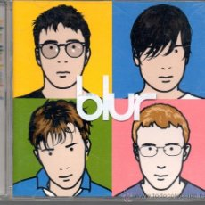CDs de Música: CD THE BEST OF BLUR. Lote 35526654