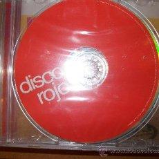 CDs de Música: CD - DISCO ROJO - BLANCO Y NEGRO - PRECINTADO. Lote 35553440
