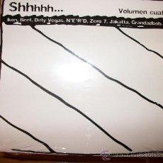 CDs de Música: CD - SHHHHH......VOLUMEN CUATRO - BLANCO Y NEGRO - PRECINTADO. Lote 35553508