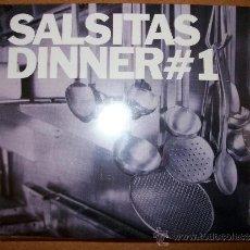 CDs de Música: CD - SALSITAS DINNER 1 - BLANCO Y NEGRO - PRECINTADO. Lote 35553578