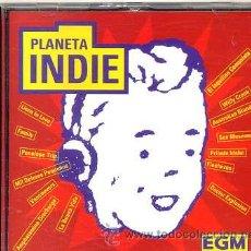 CDs de Música: PLANETA INDIE / VARIOS (CD EGM 1995). Lote 35571761