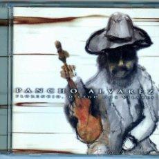 CDs de Música: PACHO ALVAREZ - FLORENCIO O CEGO DOS VILARES (CD) 1998 - MUSICA TRADICIONAL DE GALICIA. Lote 35575000