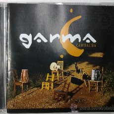 CDs de Música: GARMA - CAMBALUA. Lote 35583363