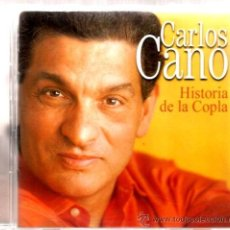 CDs de Música: DOBLE CD : CARLOS CANO : HISTORIA DE LA COPLA ( 26 TRACKS ) . Lote 35588702