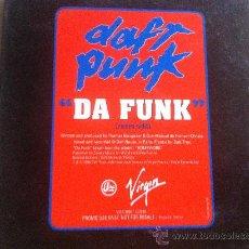 CDs de Musique: CD SINGLE-DAFT PUNK-DA FUNK. Lote 35591290