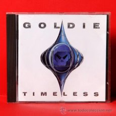 CDs de Música: GOLDIE TIMELESS CD. Lote 35598463