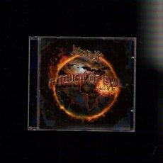 CDs de Música: JUDAS PRIEST A TOUCH. Lote 35640587