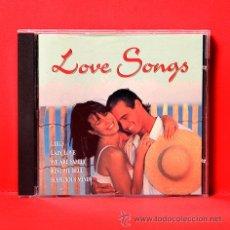 CDs de Música: LOVE SONGS CD. Lote 35654188