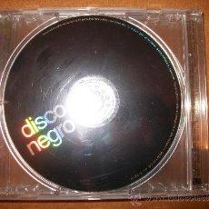 CDs de Música: CD - DISCO NEGRO - BLANCO Y NEGRO - PRECINTADO. Lote 35692822