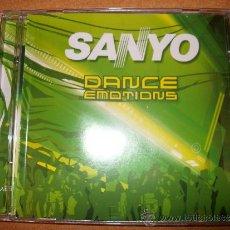 CDs de Música: CD - SANYO DANCE EMOTIONS - VOL 2 - BLANCO Y NEGRO . Lote 35693086