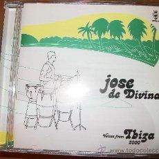 CDs de Música: CD - JOSE DE DIVINA - VOICES FROM IBIZA 2000. Lote 35693100