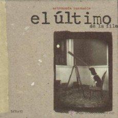 CDs de Música: EL ÚLTIMO DE LA FILA – ASTRONOMÍA RAZONABLE . Lote 35699387