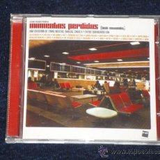 CDs de Música: MOMENTOS PERDIDOS CD TEMAS INÉDITOS Y RAREZAS - LOS FLECHAZOS - CASA AZUL - NOSOTRASH - COOPER . Lote 35708627