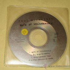 CDs de Música: PAUL MCCARTNEY - CD SINGLE PROMO - . Lote 35710117