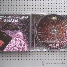 CDs de Música: HEROES DEL SILENCIO CD RAREZAS MADE IN HOLLAND COMO NUEVO BUNBURY. Lote 35715688