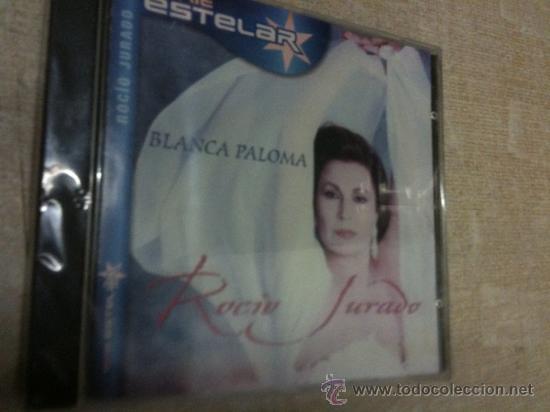 CD ROCIO JURADO BLANCA PALOMA Y OTROS EXITOS ROCIO JURADO (ARTISTA)-NUEVO (Música - CD's Flamenco, Canción española y Cuplé)