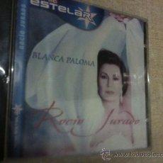 CDs de Música: CD ROCIO JURADO BLANCA PALOMA Y OTROS EXITOS ROCIO JURADO (ARTISTA)-NUEVO. Lote 36870988