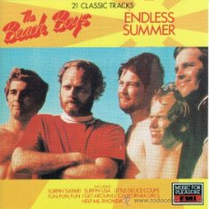 CDs de Música: BEACH BOYS, THE - ENDLESS SUMMER - CD (1974). Lote 35752168