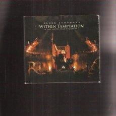 CDs de Música: WITHIN TEMPTATION BLACK. Lote 35753856