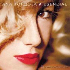 CDs de Música: ANA TORROJA - ESENCIAL (CD + DVD) (PRECINTADO). Lote 164176844
