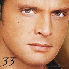 CDs de Música: LUIS MIGUEL - 33 (PRECINTADO). Lote 143621800