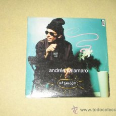 CDs de Música: ANDRES CALAMARO - OK PERDON - CD SINGLE PROMO. Lote 35845665