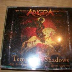 CDs de Música: ANGRA - TEMPLE OF SHADOWS - PROMO CRISTAL. Lote 35835902