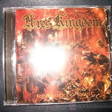 CDs de Música: ARES KINGDOM - RETURN TO DUST - CD - PRECINTADO. Lote 35836059