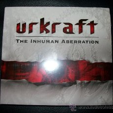 CDs de Música: URKRAFT - THE INHUMAN ABERRATION - CD DIGIPACK - PRECINTADO - EARACHE - COVER DE ACDC - RAZORS EDGE . Lote 35836238