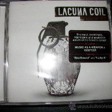 CDs de Música: CD - LACUNA COIL - SHALLOW LIFE - CENTURY MEDIA - PRECINTADO - GOTHIC DOOM METAL. Lote 35836288