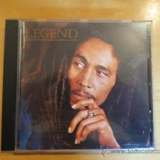 CDs de Música: (7089) BOB MARLEY AND THE WAILERS- LEGENT THE VERY BEST OF- CD. Lote 147331054
