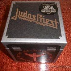 CDs de Música: JUDAS PRIEST THE RE-MASTERS 12 CD BOX. Lote 35856553