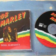 CDs de Música: (7001) BOB MARLEY - SOUL ALMIGHTY- CD. Lote 35883883
