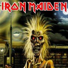 CDs de Música: IRON MAIDEN - IRON MAIDEN (ENHANCED MULTIMEDIA CD) (PRECINTADO). Lote 35873345