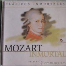 CDs de Música - MOZART - CLASICOS INMORTALES - CD - GRUPO JOLY - MUY BIEN ESTADO - 42193735