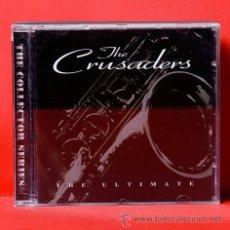 CDs de Música: THE CRUSADERS THE ULTIMATE CD. Lote 35935923