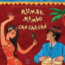 CDs de Música: PUTUMAYO - RUMBA MAMBO CHA-CHA-CHA - NUEVO A ESTRENAR - DIGIPACK CON LIBRETO. Lote 35967443