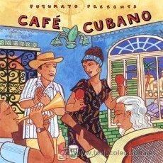CDs de Música: PUTUMAYO PRESENTA CAFÉ CUBANO - DIGIPACK CON LIBRETO -2008- HEINDL - NUEVO DE QUIOSCO. Lote 35967577