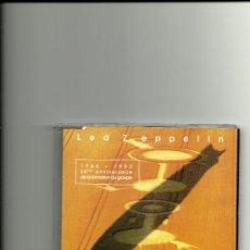 CDs de Música: LED ZEPPELIN. REMASTERS (CD SINGLE PROMO 1990). Lote 140026998