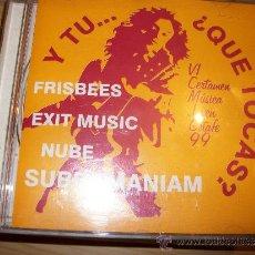 CDs de Música: Y TU QUE TOCAS - VARIOS GETAFE JOVEN 1999 - VARIOS. Lote 36014078