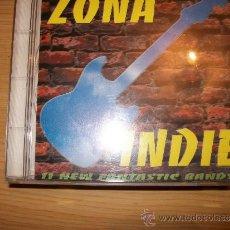 CDs de Música: ZONA INDIE - 11 NEW FANTASTIC BANDS - VARIOS. Lote 36014717