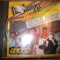 CDs de Música: THE TROGGS - GREATEST HITS - FLASH . Lote 36015393