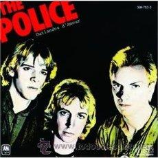CDs de Música: THE POLICE - OUTLANDOS D'AMOUR (PRECINTADO). Lote 36016252