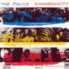CDs de Música: THE POLICE - SYNCHRONICITY (PRECINTADO). Lote 36016916
