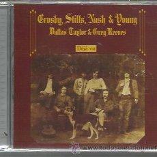 CDs de Música: CROSBY, STILLS, NASH & YOUNG - DEJA VU (1970) - CD WEA NUEVO. Lote 36019792