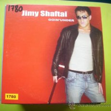 CDs de Música: JIMY SHAFTAI / GOIN´UNDER (2 VERSIONES) (CD SINGLE 2004) PEPETO. Lote 36020578