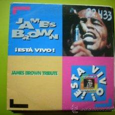CDs de Música: JAMES BROWN-ESTA VIVO CDSINGLE PROMOCIONAL EDITADO POR PHILIPS EN 1994. Lote 36021187