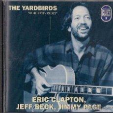 CDs de Música: THE YARDBIRDS - BLUE EYED BLUES - CD - ALTAYA - 1995. Lote 36021617