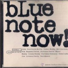 CDs de Música: BLUE NOTE NOW! - CD - CAPITOL RECORDS 1994 EDICIÓN HOLANDESA. Lote 36021649