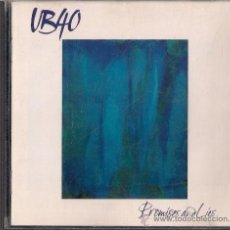 CDs de Música: UB40 - PROMISES AND LIES - CD - VIRGIN 1993 - EDICIÓN HOLANDESA. Lote 36021759